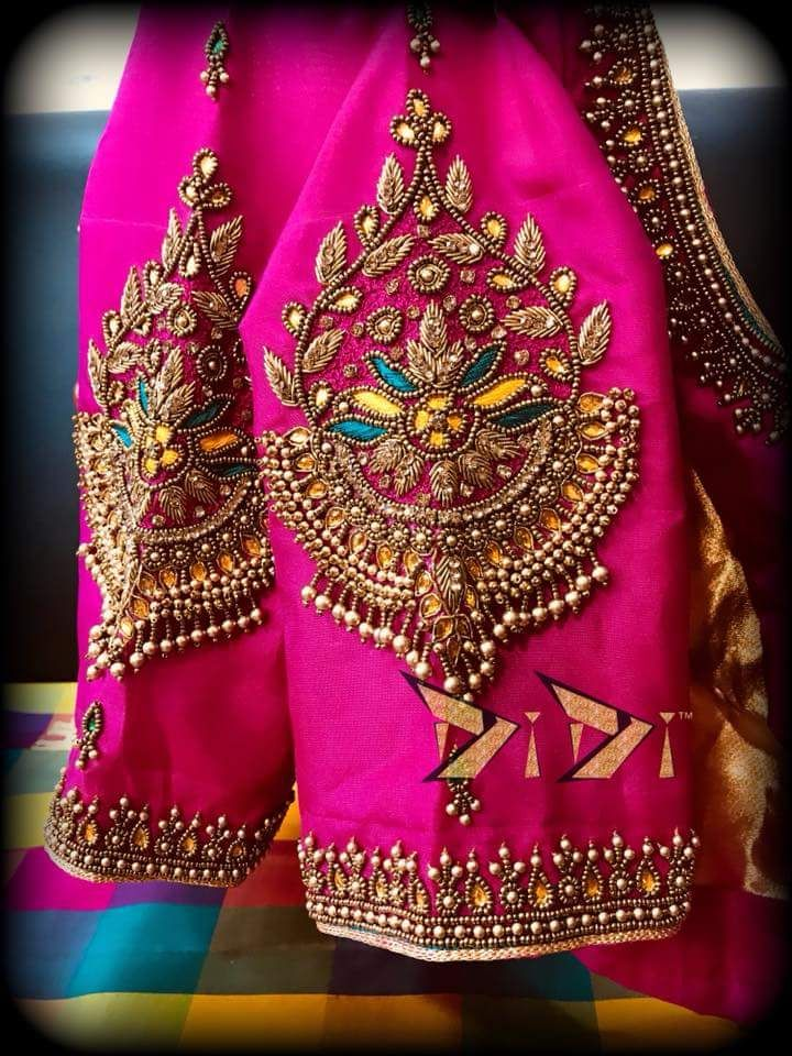 Pin by sudhasri on blouses pinterest bridal blouse designs and saree also rh in