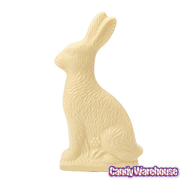 Candy easter bunny easter candy novelty and gifts white easter candy novelty and gifts white chocolate 15 negle Gallery