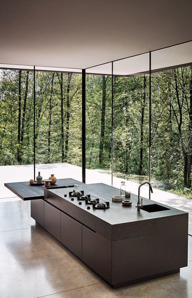 Photo of De subtiel geïntegreerde kookpitten van PITT Cooking passen in iedere keuken. O…