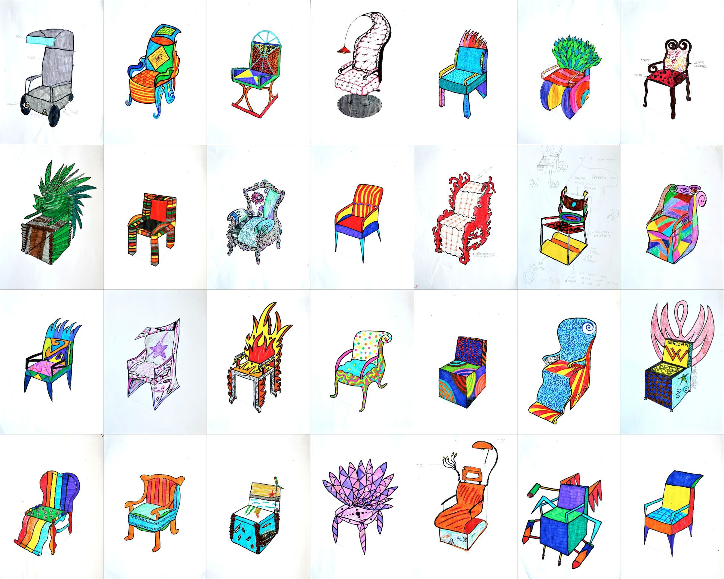 Design a chair | Art lessons, School and Teaching art