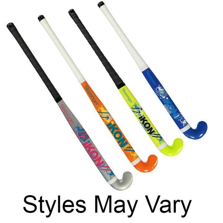 Slazenger Slazenger Ikon Comp Junior Hockey Stick Hockey Sticks Hockey Stick Hockey Slazenger