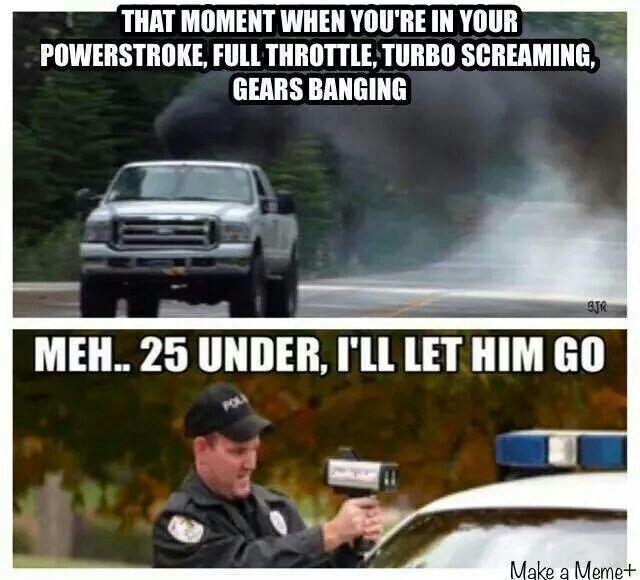 Ha damn Fords. | For the love of truck!! | Pinterest ...