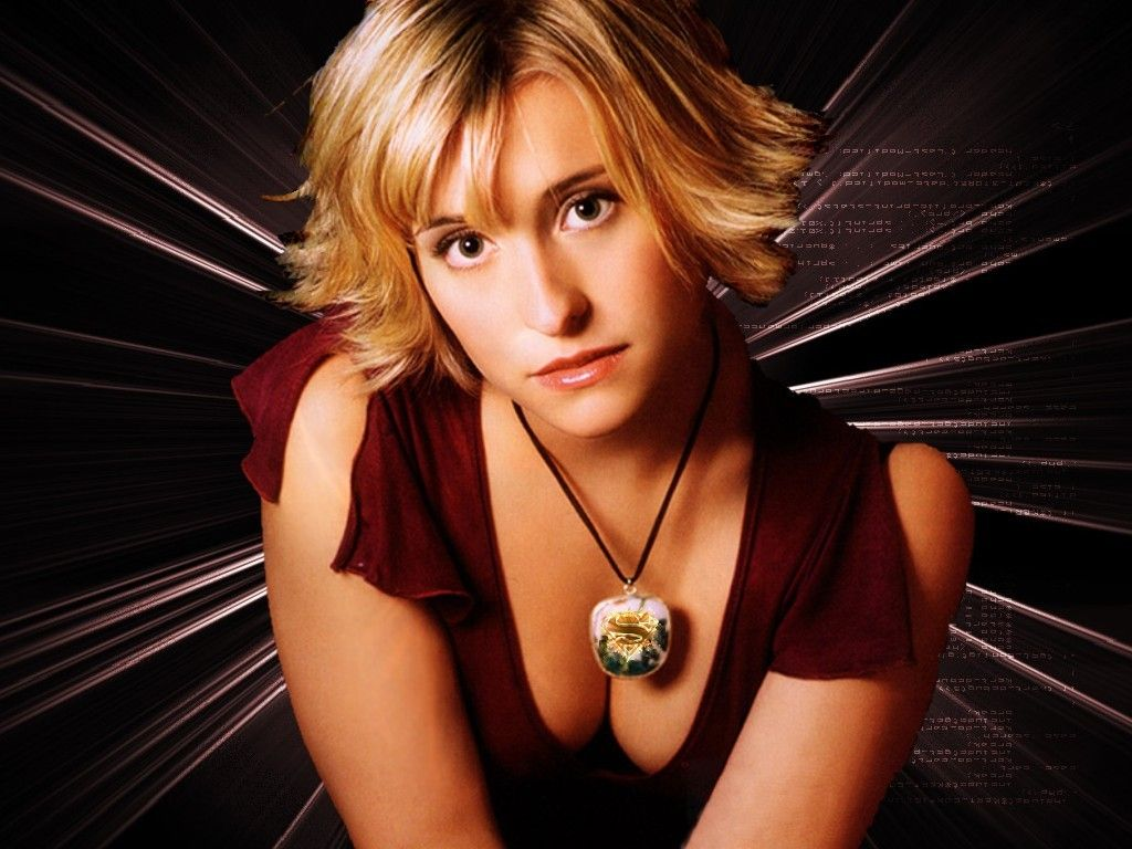 Allison mack only nude pics