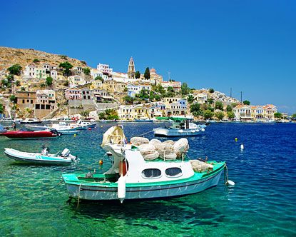Best Mediterranean Vacation Spots Europe Asia And Africa