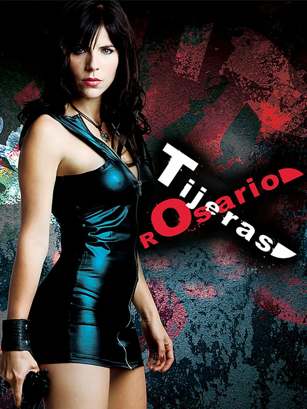 Rosario Tijeras Netflix In And Out Movie Model Poses