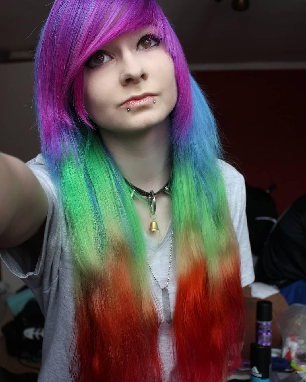 Kieseldesverderbens emo hairstyles pinterest emo emo girls