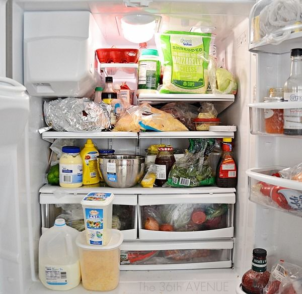 How To Clean A Fridge Household Cleaning Tips Best Cleaning