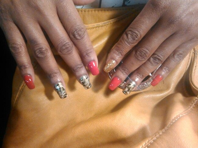 KC Chic's Glam Cam Nails