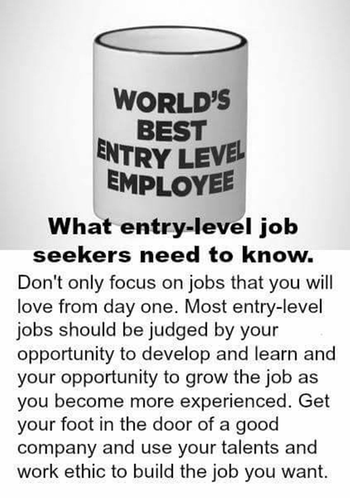 Job Interview Tips Entry level resume, Entry level jobs