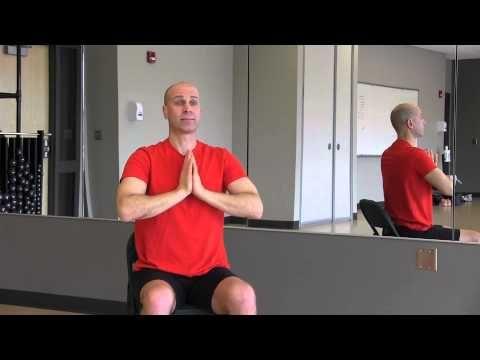 "6 ""yoga minute"" seated sun salutation  youtube  sun"