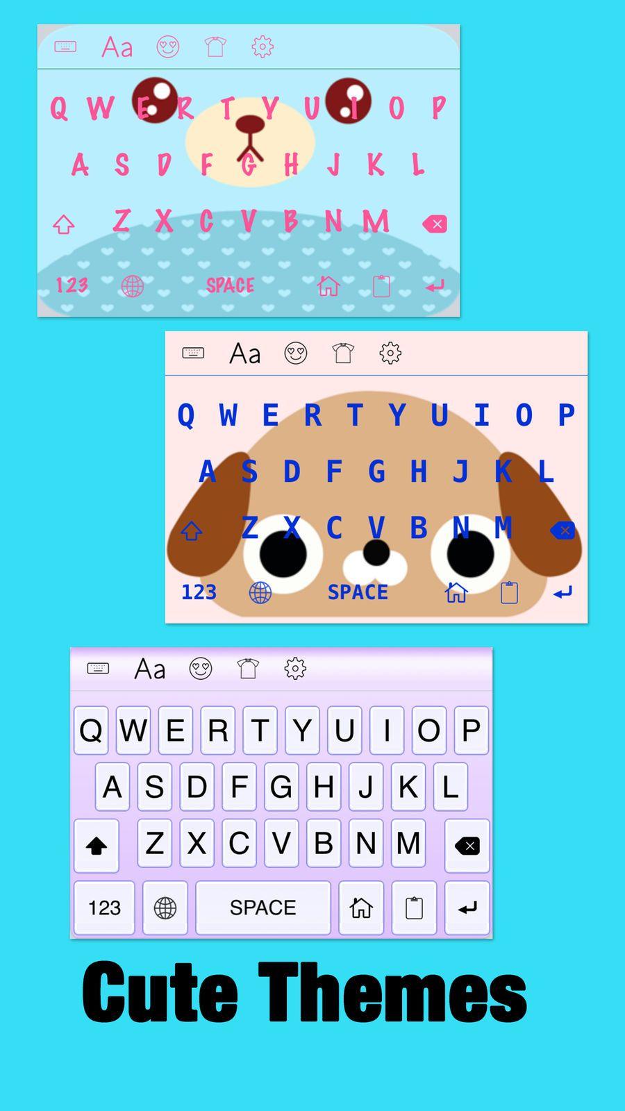 New Emoji Free ¡Þ Emoji Keyboard with Kawaii Theme
