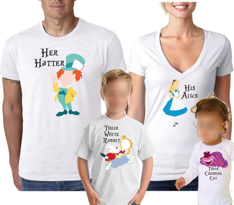 2d111cc8 Disney Shirts, Family Shirt, Couples Shirts, Alice in Wonderland Shirt,  Alice Shirt