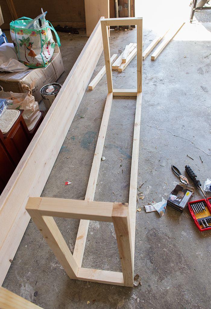 Photo of $30 DIY Sofa/Console Table Tutorial