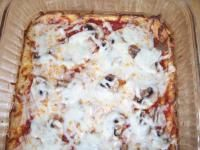 Low Carb Pizza picture