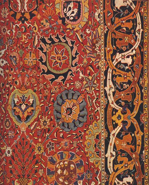 Wealth Of Kings: Masterpiece Persian Carpets | Only Folk ...