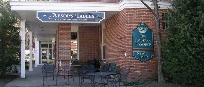Aesop S Tables Peterborough Nh Discover Restaurants