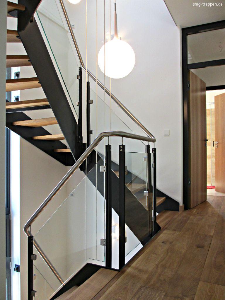 Wangentreppe Wat 2800 Stahltreppe Innen Treppe Treppe Haus