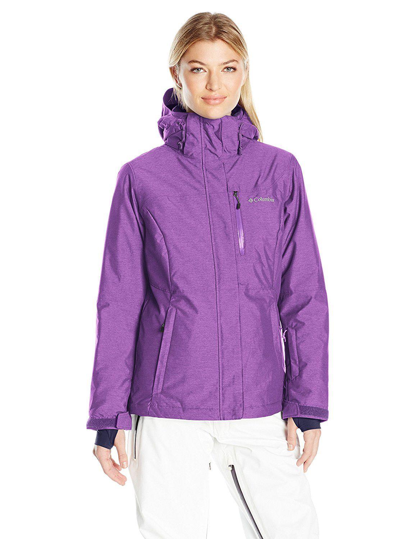 Columbia Women's Alpine Action OmniHeat Jacket >>> Check