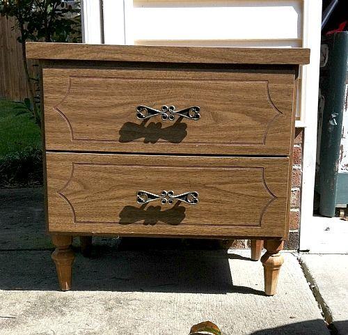 Bon How To Spray Paint Laminate Furniture :: Hometalk