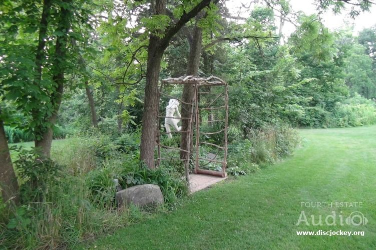 This lovely rustic pergola at the Redfield Estate may be decorated with flowers or fabric. You may even wish to add a chandelier. A lovely altar for a wedding ceremony. http://www.discjockey.org/
