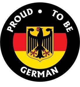 Désodorisant De Voiture PROUD TO BE GERMAN