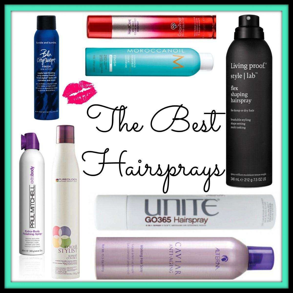 Best Hairspray For Color Treated Hair Best Color Hair For Hazel
