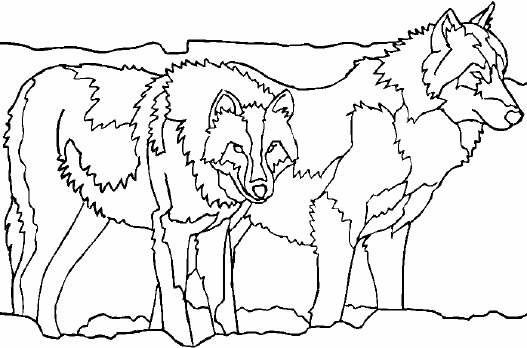 dogs to color for cards