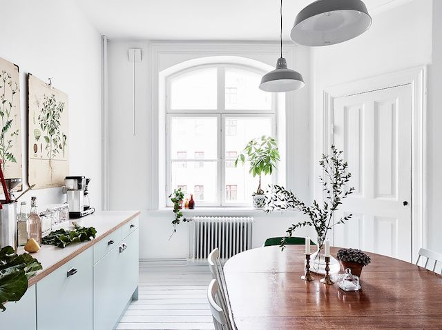 My Scandinavian Home All Things Bright And Beautiful In A Small Best Scandinavian Dining Room 2018