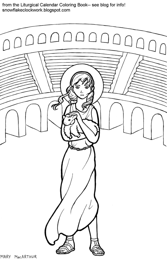 Sketches and Subcreations | Catholic- Coloring Sheets | Pinterest ...