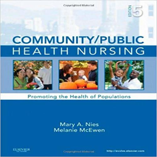 evolution of community and public health nursing worksheet nur405 Nursing informatics is a specific arm of health informatics that incorporates nursing science and nursing data and facilitates decision making, as well as enhances healthcare outcomes.