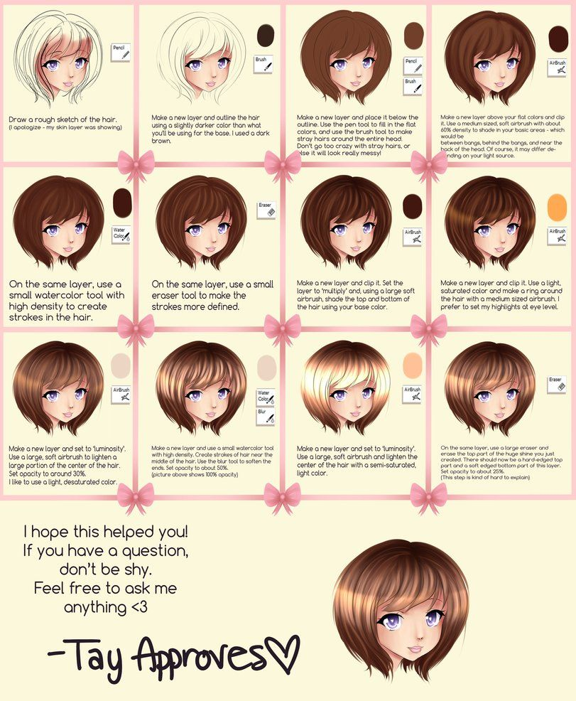 Manga Tutorial Male Eyes 02 By Mela :3 If You're Going To Use