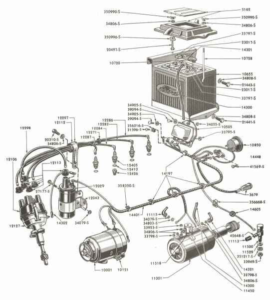 8n wiring schematic wiring diagram dash case vac wiring diagram 1951 ford tractor ignition wiring diagram #8