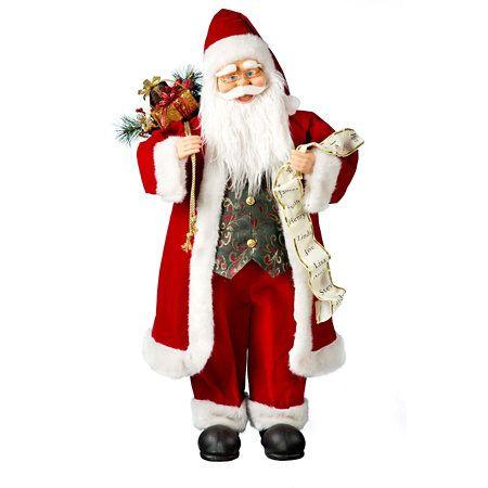 Animated Santa Claus chistmas Pinterest Santa and Christmas