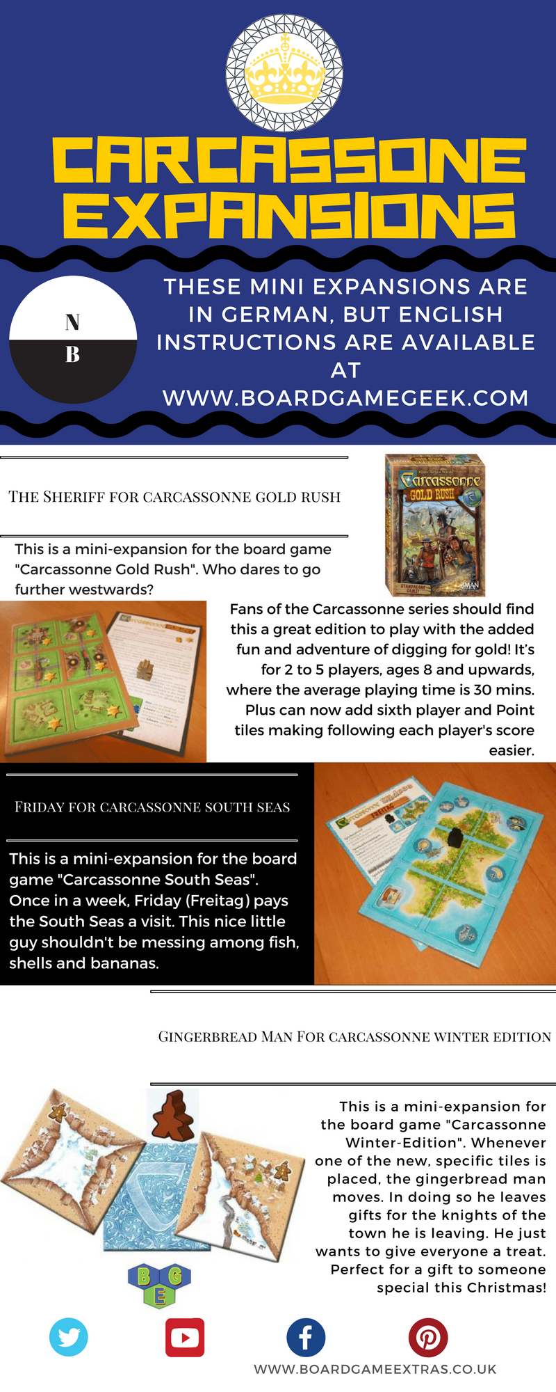 Please Note The Expansions Are Slowly Being Reprinted For Now We