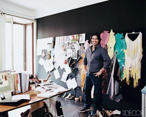 20 Black Room Design Ideas - Decorating With Black