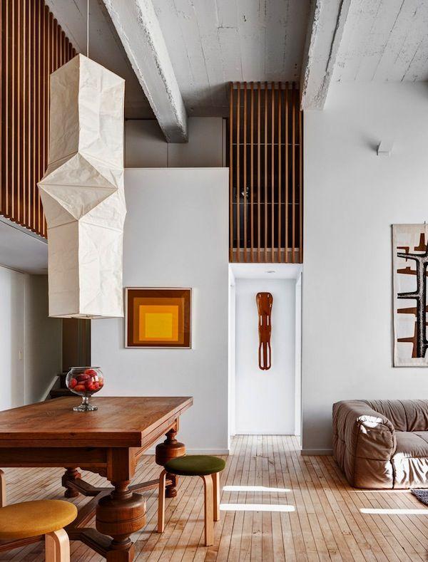 Дуплекс в Бруклине | PROdesign / Interiors | インテリアアイデア ...