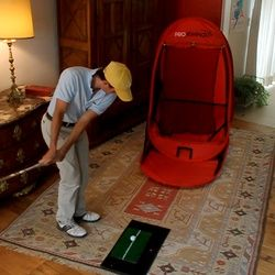 How to choose your Indoor Golf Practice Net? | ProAdvanced ...