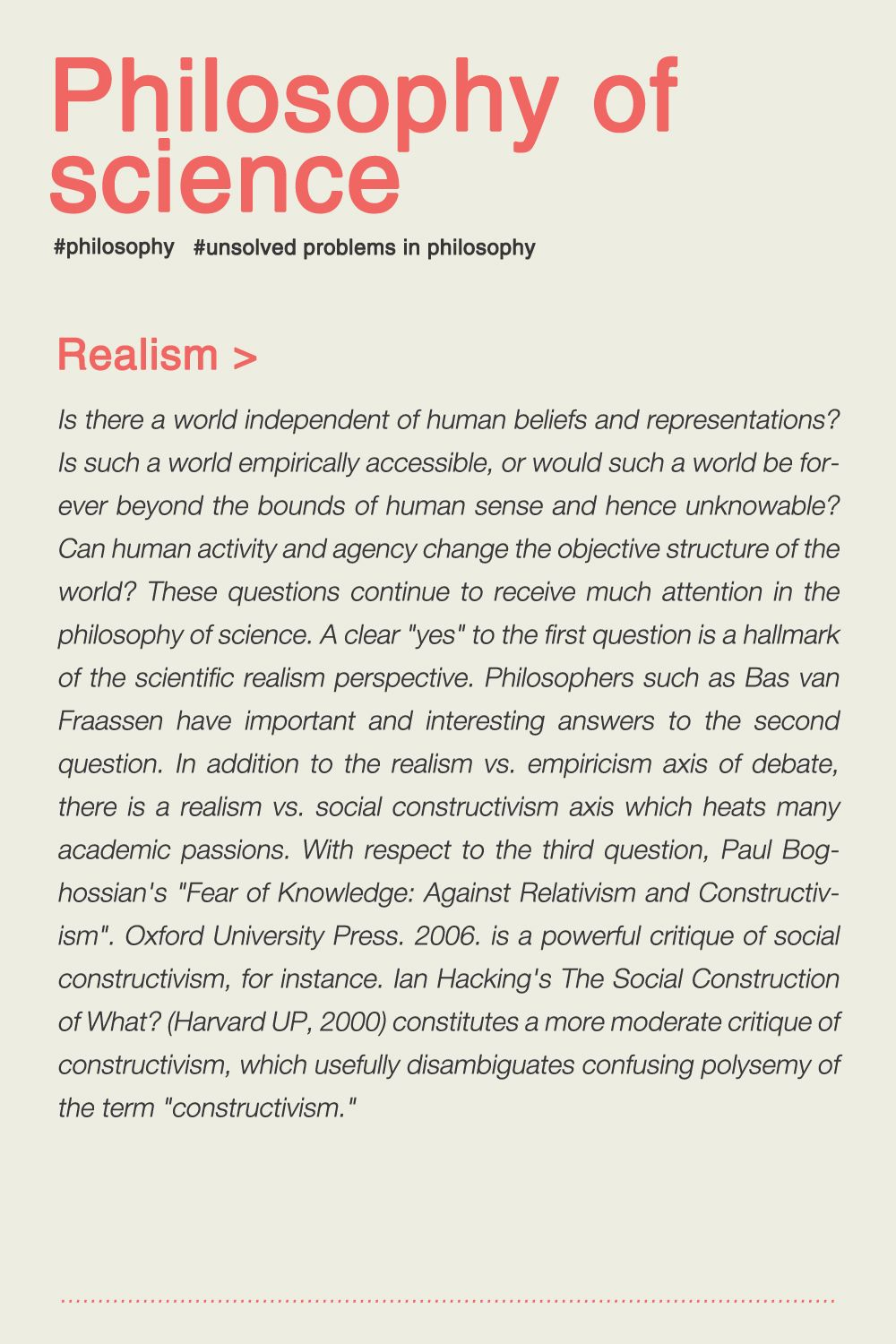 Unsolved Problems In Philosophy 8 3 8 Typography