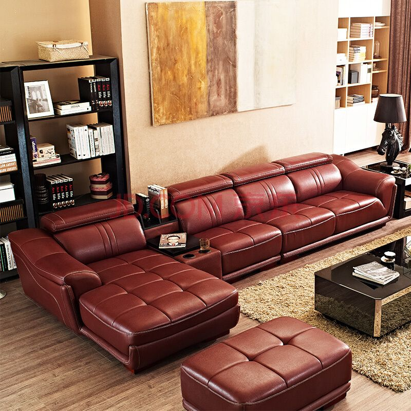 Leather Couch Not Only Durable But Also