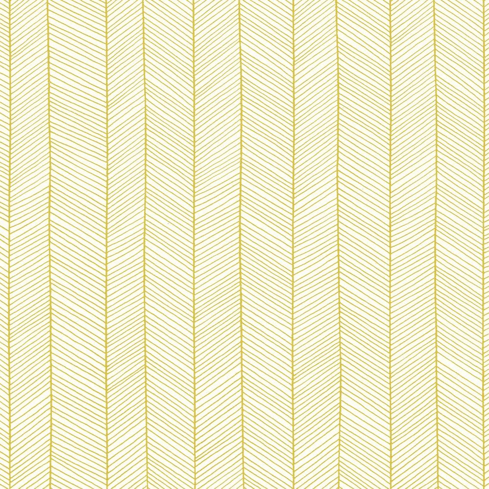 HERRINGBONE. Handdrawn pattern.