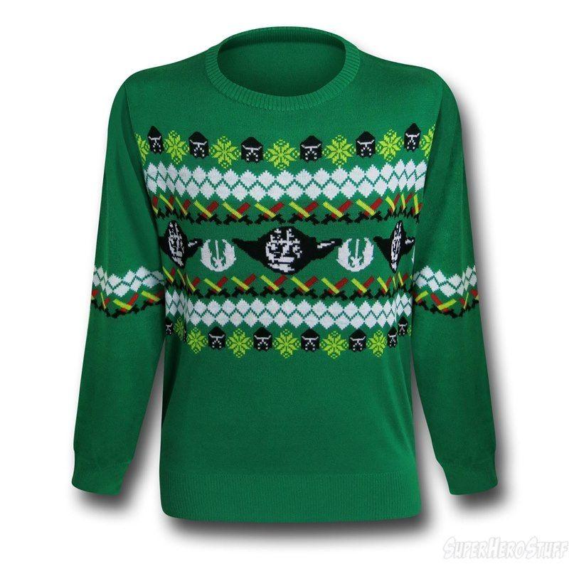 Geeky Ugly Christmas Sweaters - Skeletor | Geek Piñata - Geek ...