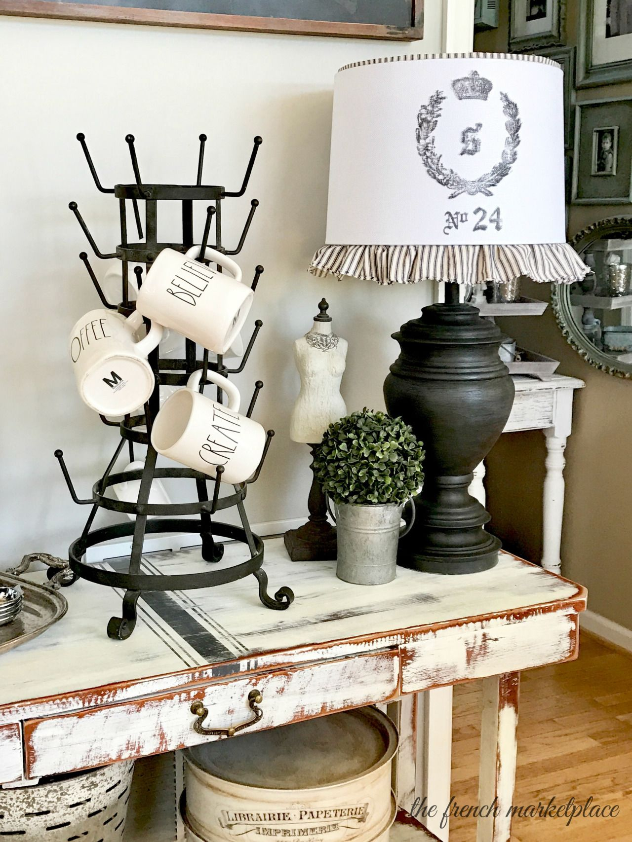 Shabby Küchendeko Home Decor With A French Flair Projects For Right Now Deko