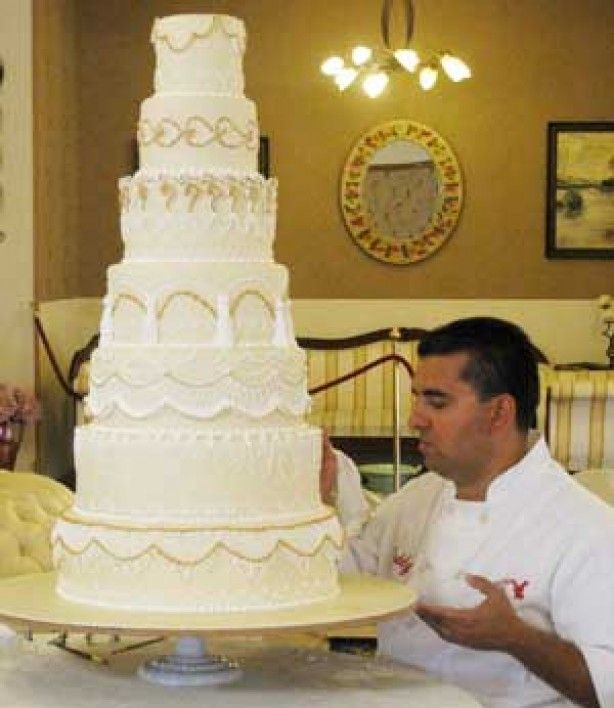 This will be my wedding cake! From Carlos bakery | Weddings ...