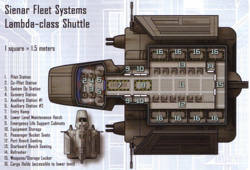 Star Wars Ship Floor Plans Part - 29: Lambda-class T-4a Shuttle. Star Wars RpgStar Wars ShipsThe StarStar Wars  StuffStarwarsDeck PlansStar ...