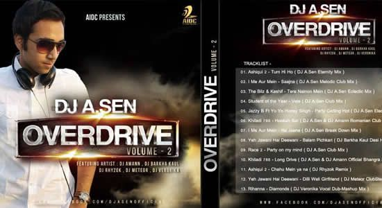 Overdrive Vol 2 2013 Mp3 Songs Album Songs Mp3 Song Songs