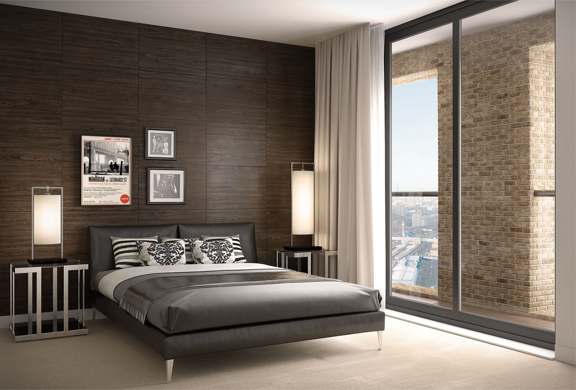 Manhattan Plaza London E14 | New Homes for sale in London ...