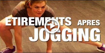Fitness Master Class - tirements aprs jogging #sport #fitness