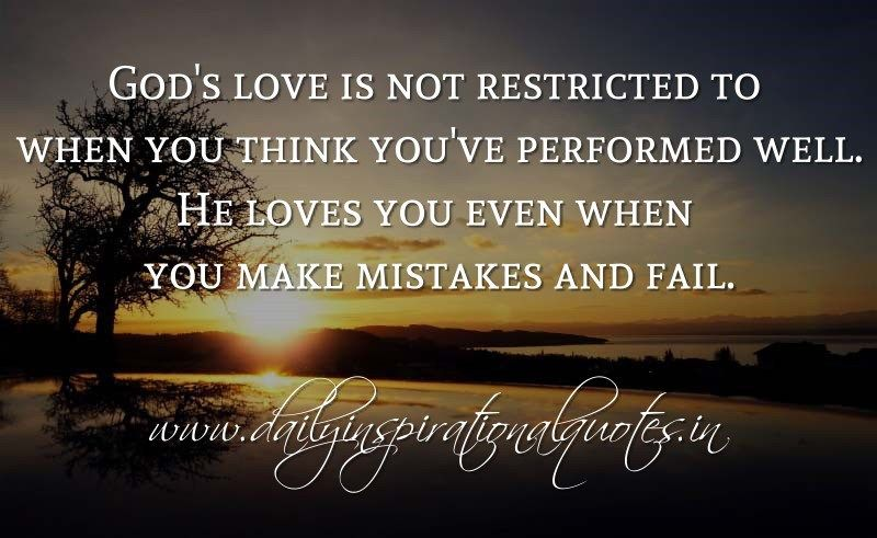 Quotes About God's Love Pinray Callaway On God Daily  Pinterest