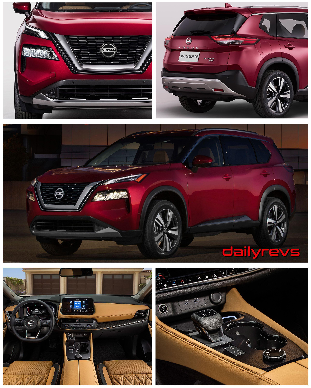 2021 Nissan Rogue Dailyrevs Nissan Rogue Nissan Nissan Rouge