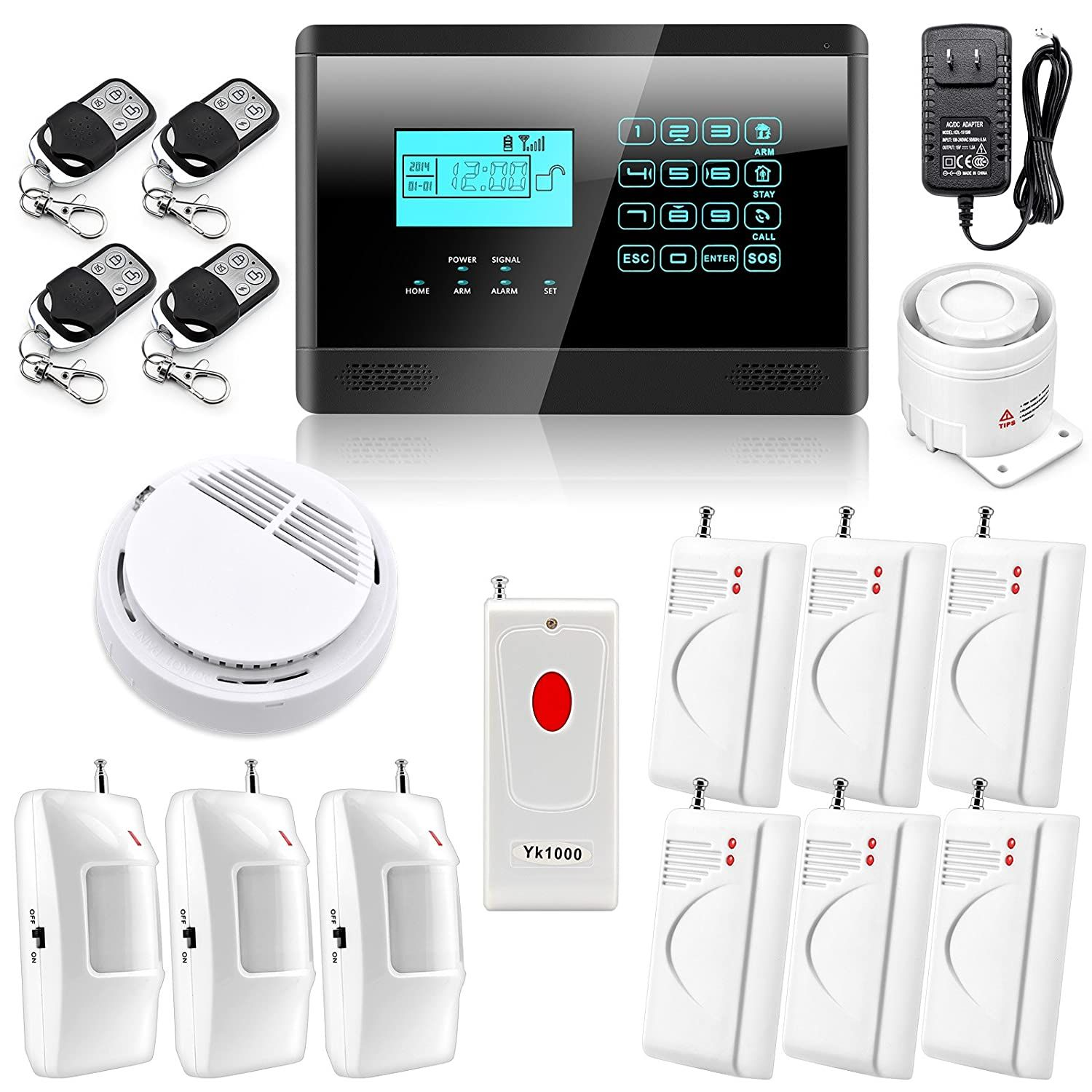 Best Diy Home Security Systems Of 2020 Safety Com In 2020 Alarm Systems For Home Home Security Systems Diy Home Security
